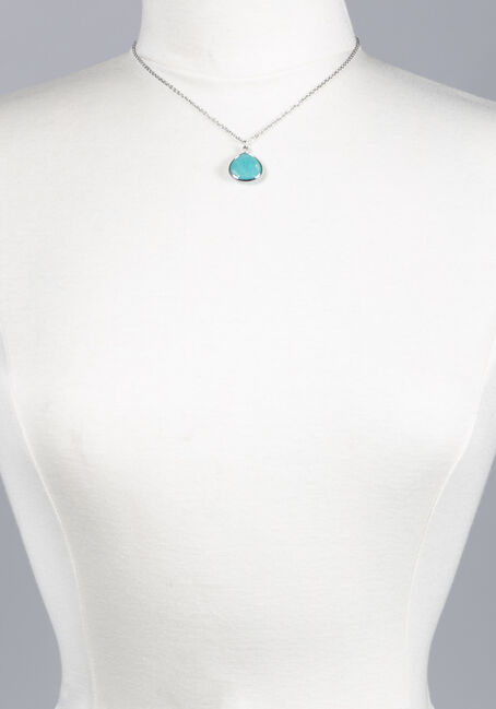 Women's Turquoise Stone Necklace