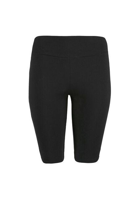 Women's Wide Waistband Biker Short
