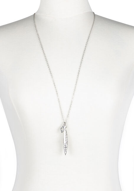 Ladies' Geometric Charm Necklace