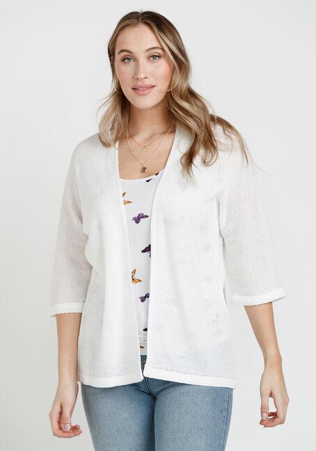 Women's Dolman Sleeve Cardigan