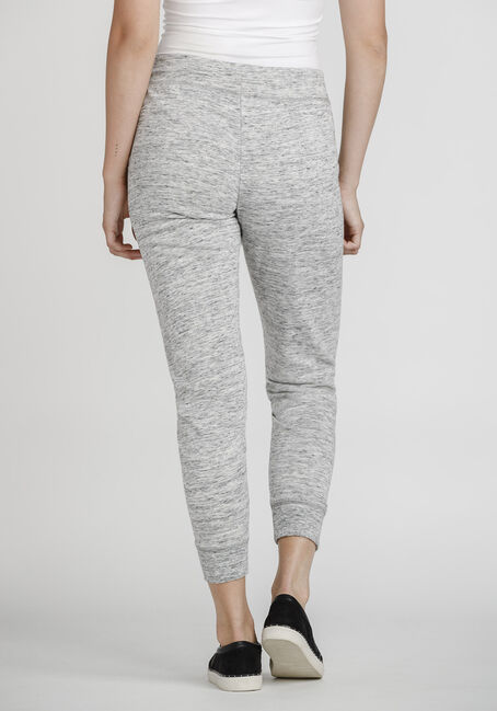 Women's IDK Google It Jogger, GREY MIX, hi-res