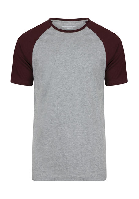 Men's Everyday Raglan Tee