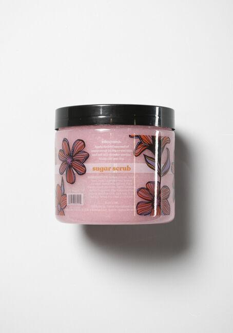 Honey vanilla almond sugar scrub, PINK, hi-res