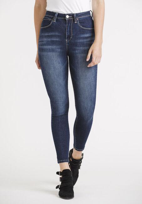 Women's High Rise Skinny Jeans
