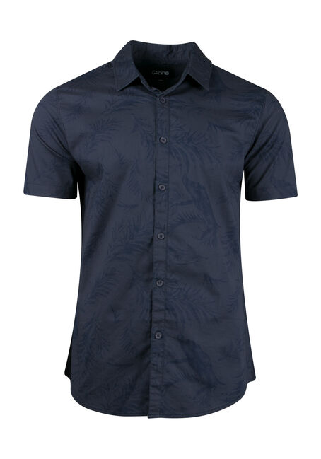 Men's Tropical Print Shirt