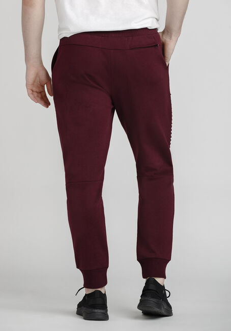 Men's Moto Jogger, PLUM, hi-res