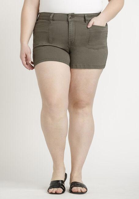 Women's Plus Surplus Pocket Short