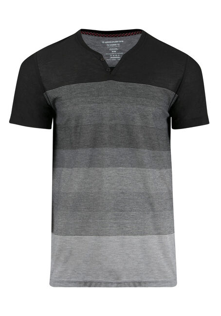 Men's Everyday Ombre Stripe Tee