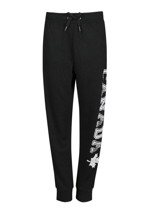 Men's Canada Jogger, BLACK, hi-res