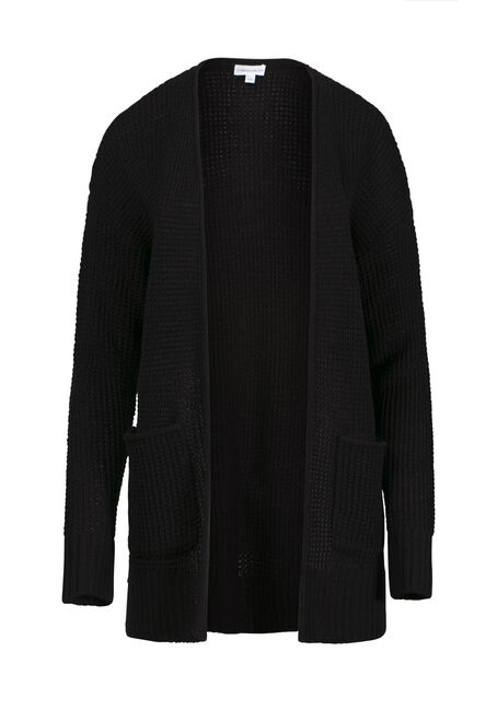 Women's Textured Stitch Cardigan