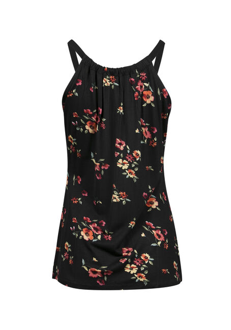 Ladies' Floral Tank, MULTI, hi-res