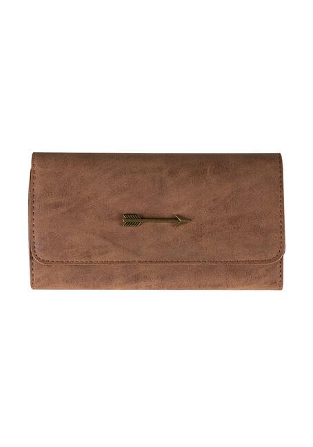 Women's Arrow Wallet