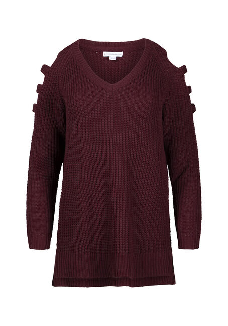 Women's Ladder Sleeve Sweater