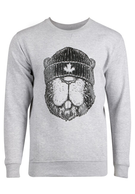 Men's Canadian Beaver Sweatshirt