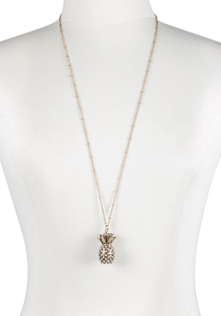 Ladies' Pineapple Necklace