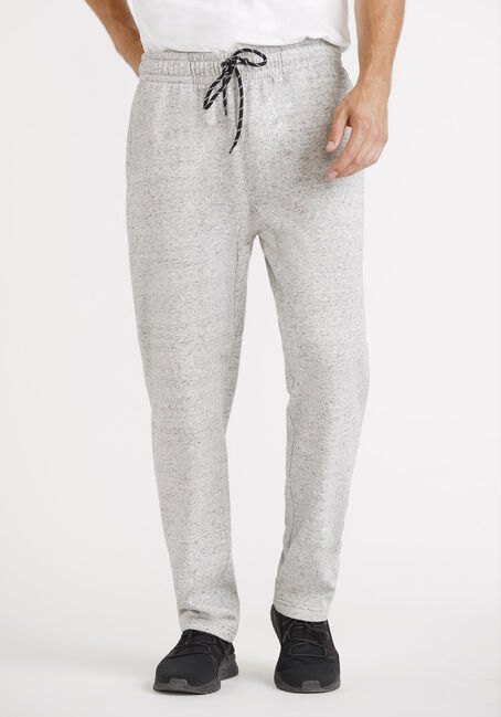 Men's Open Cuff Fleece Pant