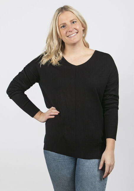 Women's Fine Gauge Pullover