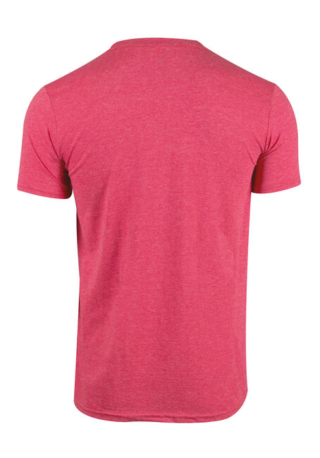 Men's Canadian Drinking Team Tee, HEATHERED RED, hi-res
