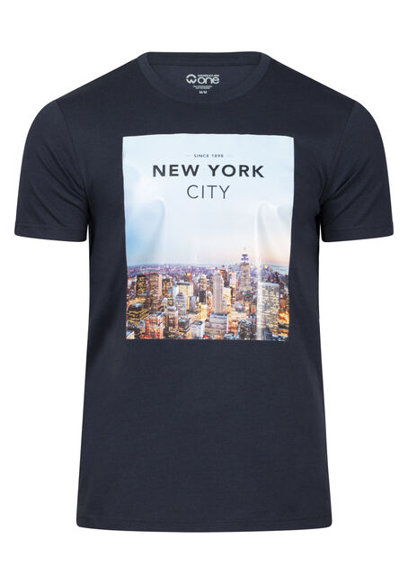 Men's New York Tee