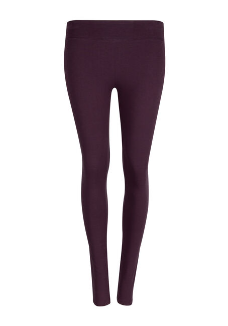 Ladies' Wide Waist Legging
