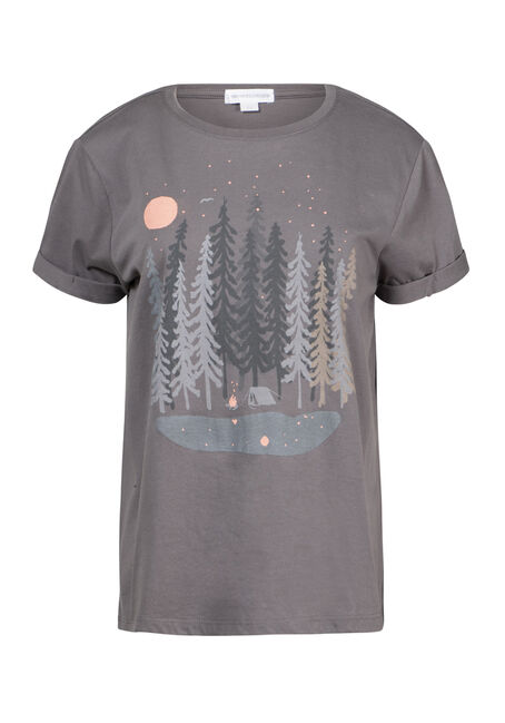 Women's Outdoors Boyfriend Tee