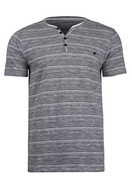 Men's Everyday Split V-Neck Tee