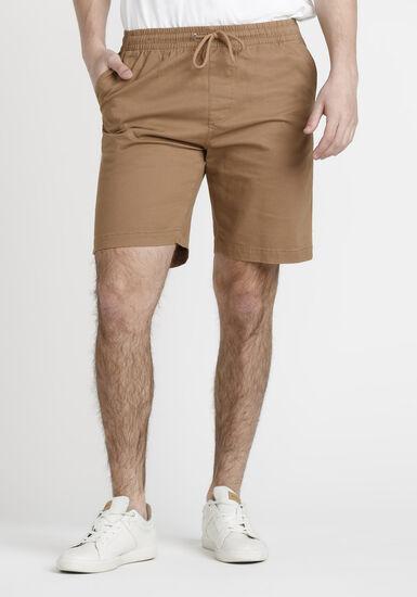 Men's Jogger Short, TOBACCO, hi-res
