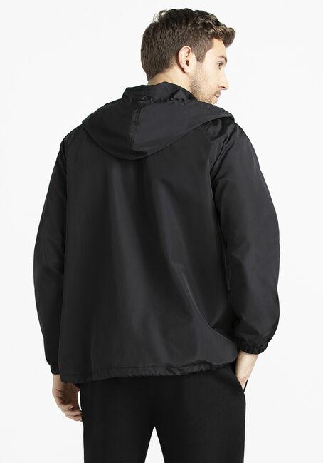 Men's Coach's Jacket, BLACK, hi-res