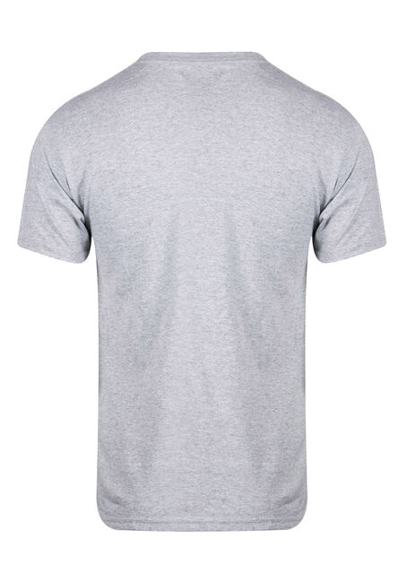 Men's Top Gun Tee, HEATHER GREY, hi-res