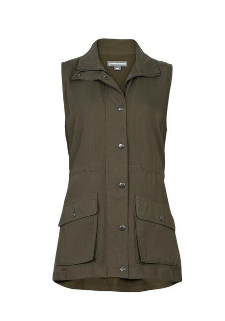 Ladies' Utility Vest