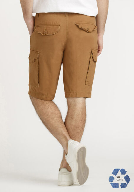 Men's Cargo Short, Tobacco, hi-res
