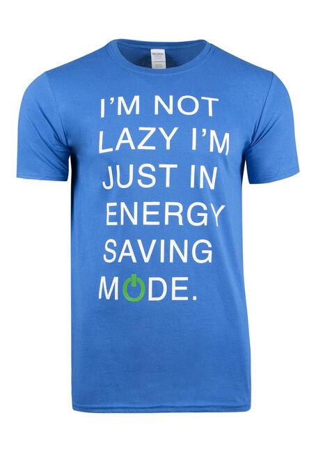 Men's Energy Saving Mode Tee