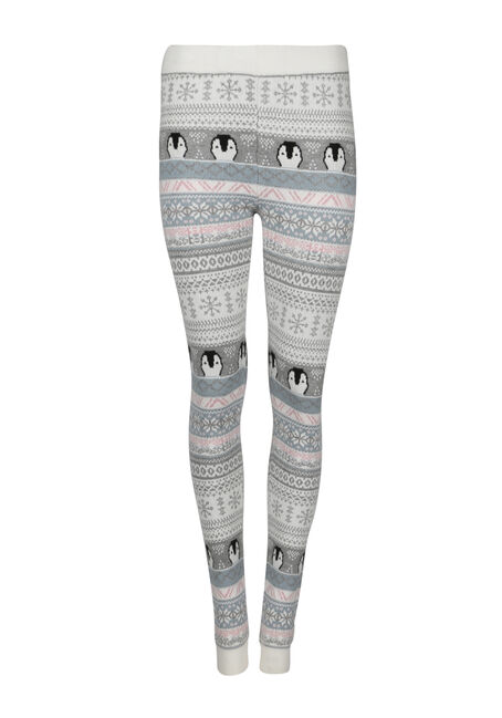 Ladies' Penguin Sweater Legging
