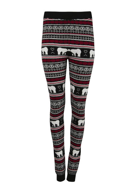 Ladies' Polar Bear Sweater Legging