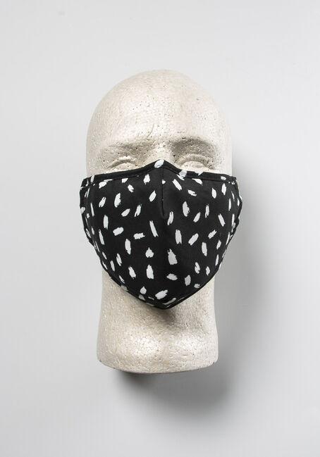 Dots Pattern Face Mask