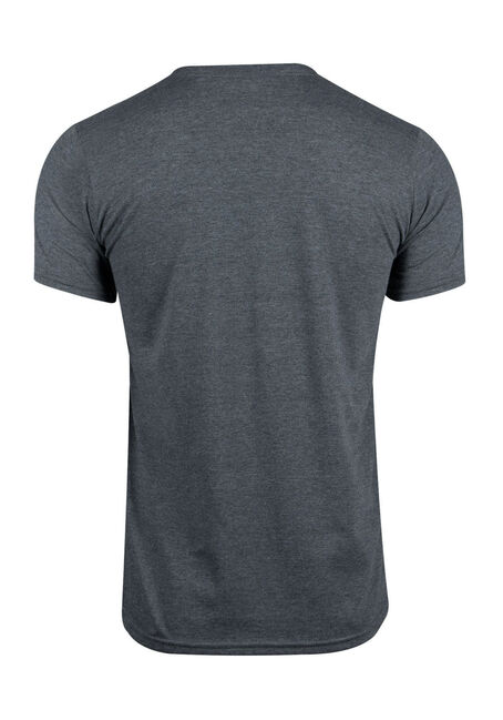 Men's Prairies Tee, DARK HEATHER, hi-res