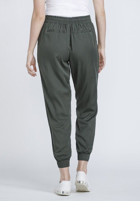 Women's Jogger Soft Pant, DARK OLIVE, hi-res