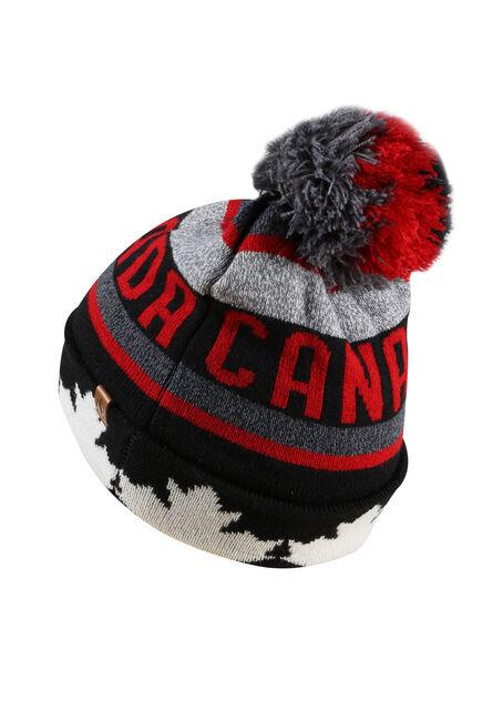 Men's Canada Hat, BLACK, hi-res