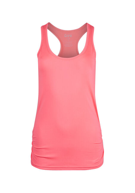 Ladies' Super Soft Ruched Tank