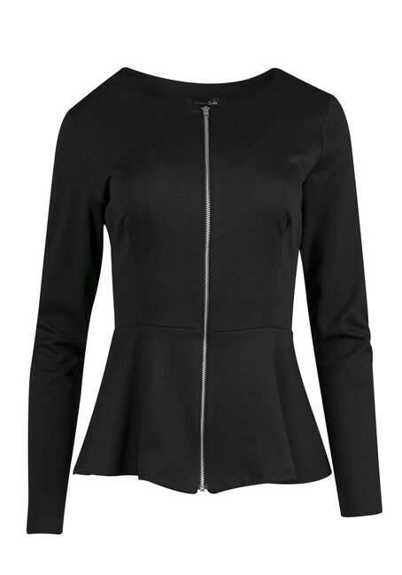 Ladies' Peplum Jacket