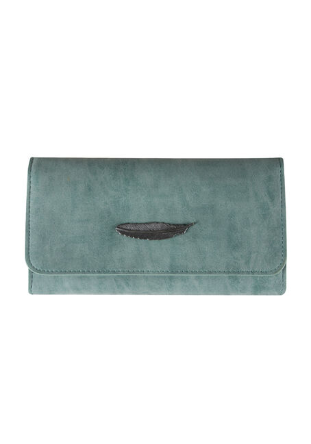 Ladies' Feather Wallet