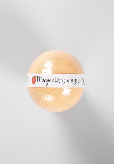 Bath Bomb Mango & Papaya