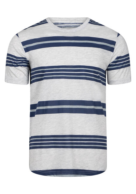 Men's Everday Striped Tee