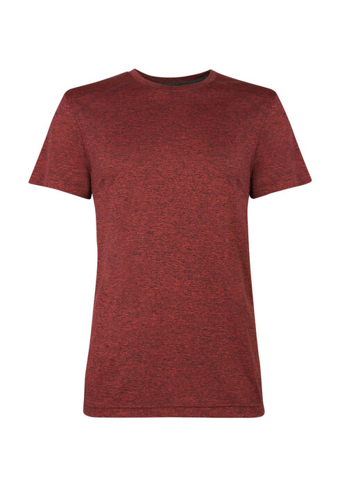 Men's My Tech Tee, RED, hi-res