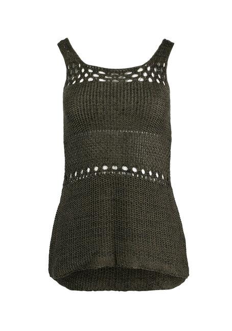 Women's Sweater Tank