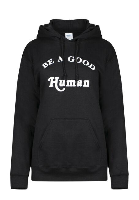 Women's Good Human Hoodie