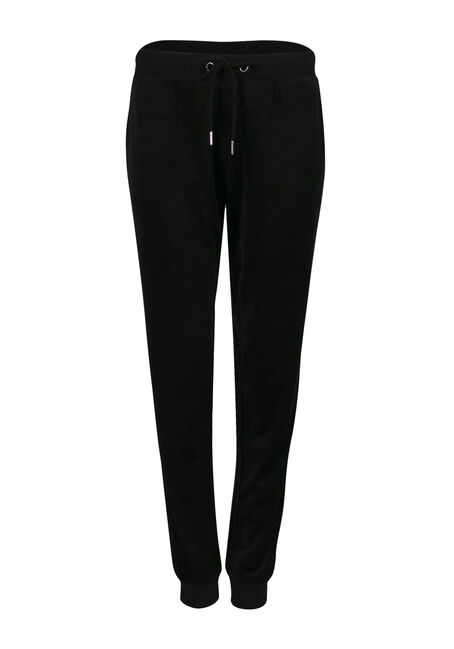Ladies' Velour Jogger