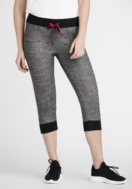 Women's Love Jogger Capri