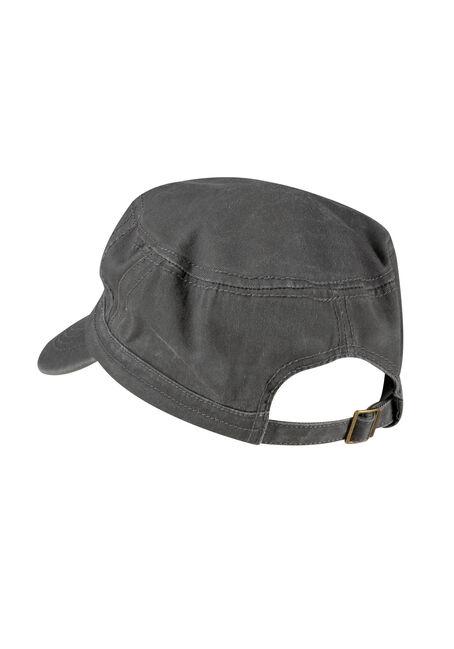 Men's Cadet Hat, CHARCOAL, hi-res