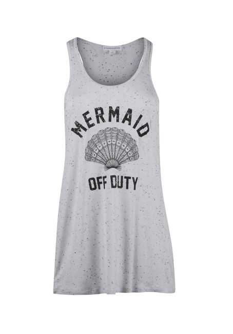 Ladies' Mermaid Off Duty Tank